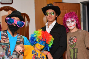 Purim 2015 in Living Israel congregation